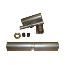 20х140 Петля для металлических дверей подшипник и регулировка