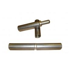 20х160 Петля для металлических дверей с подшипником.