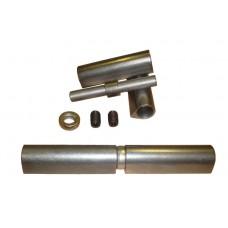 20х160 Петля для металлических дверей подшипник и регулировка