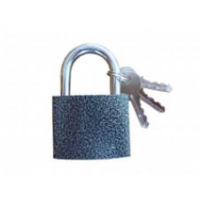 Замок навесной ВС-38 с единым секретом (мастер-ключ)