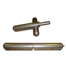 32х300 Петли для ворот с подшипником и заправкой